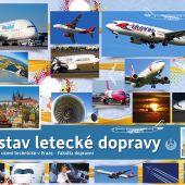 plagát Ústav leteckej dopravu ČVUT Praha