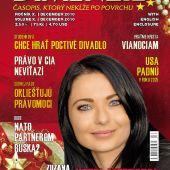titulná strana časopisu