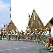 folklórny festival Košice