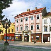 Barkóciho palác Košice