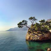 Baška voda Chorvátsko