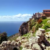 ostrov Cres Lubenice Chorvátsko