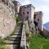 pevnost Klis Split