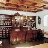 historická lekáreň hrad Kežmarok