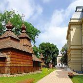 Východoslovenské múzeum exteriér