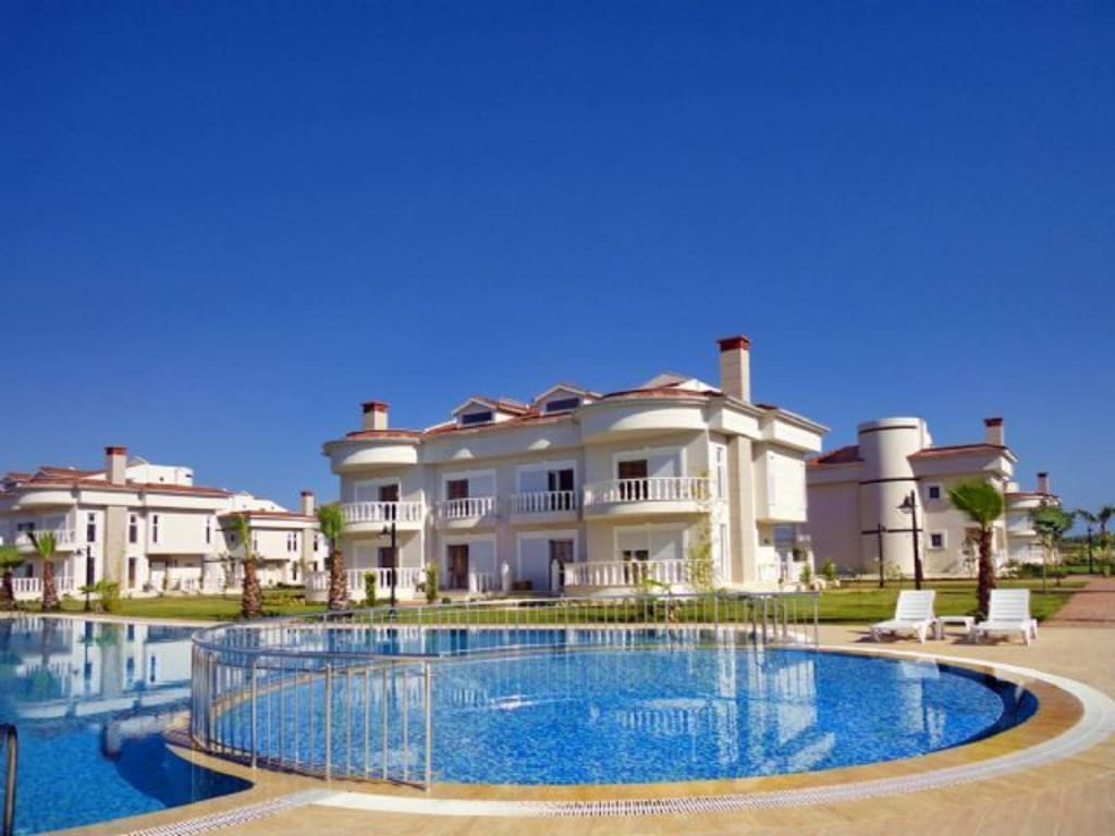 BELEK GOLF COMPLEX – APARTMENTS