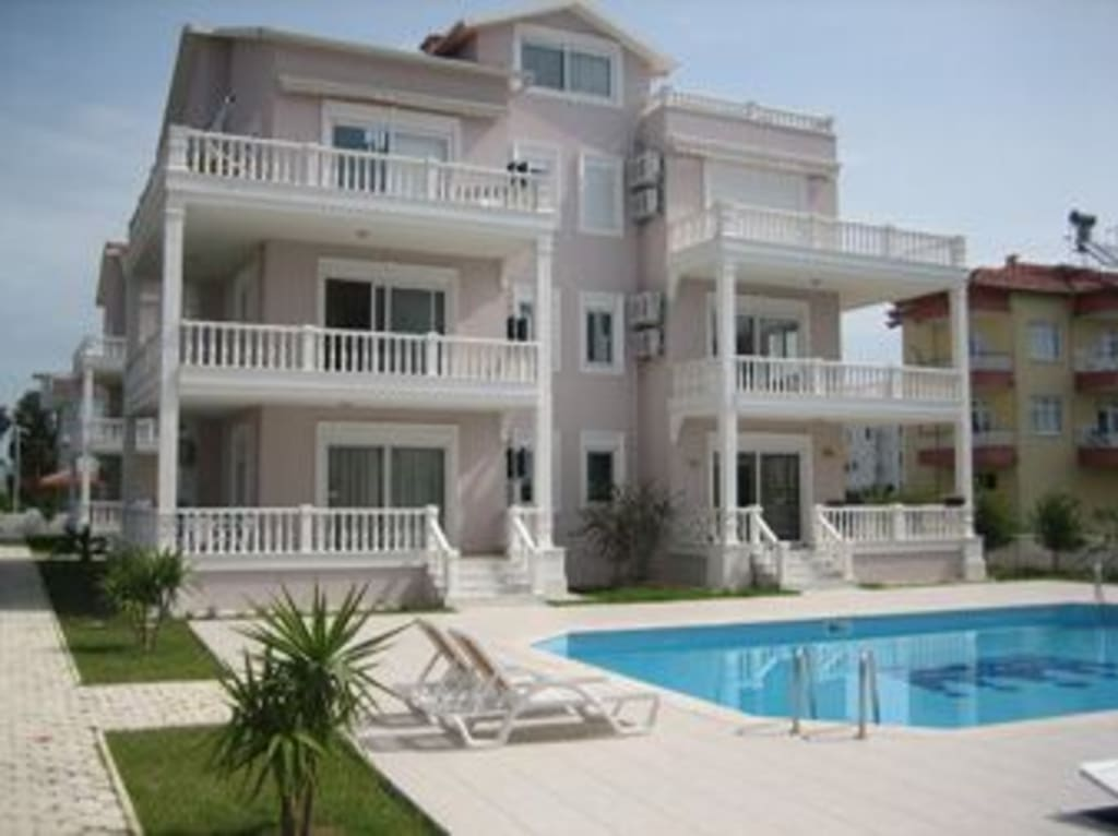 STUNNING BELEK APARTMENTS