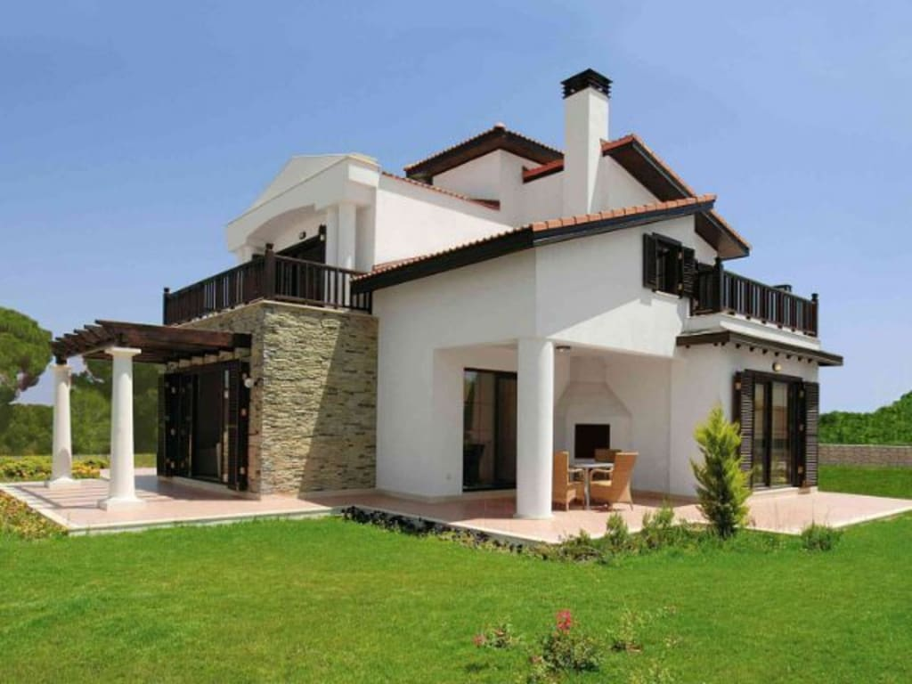 STUNNING GOLF VILLAS – detached