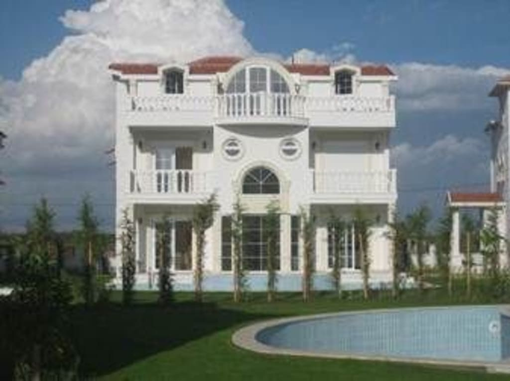 LUXURY DETACHED VILLAS – BELEK
