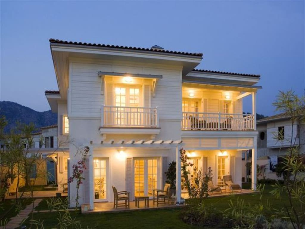 EXCLUSIVE GOCEK VILLAS – 3 bed