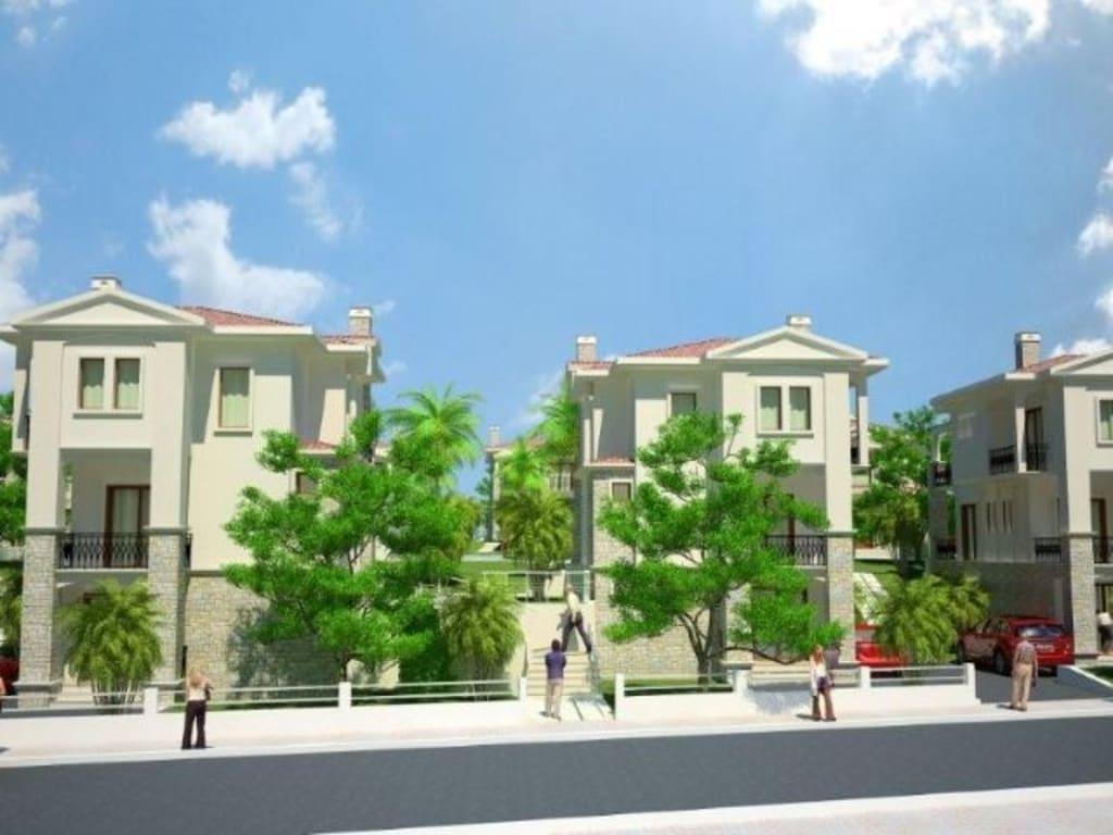 EXCLUSIVE VILLAS – OVACIK – 4 bed Triplex Villa