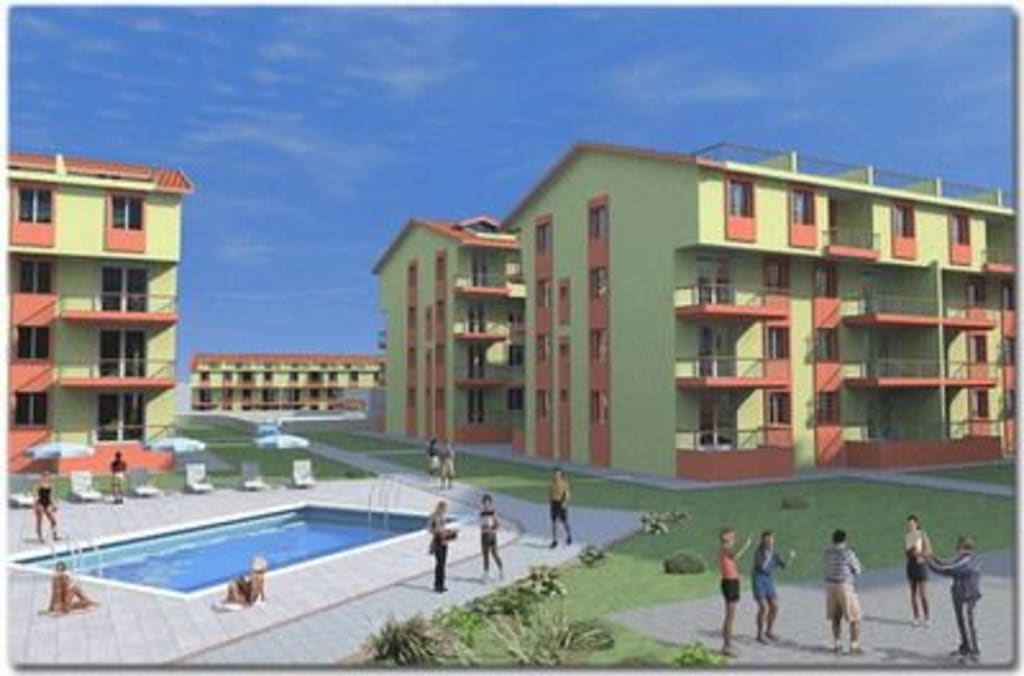 DIDIM HOLIDAY VILLAGE COMPLEX – 3 bed