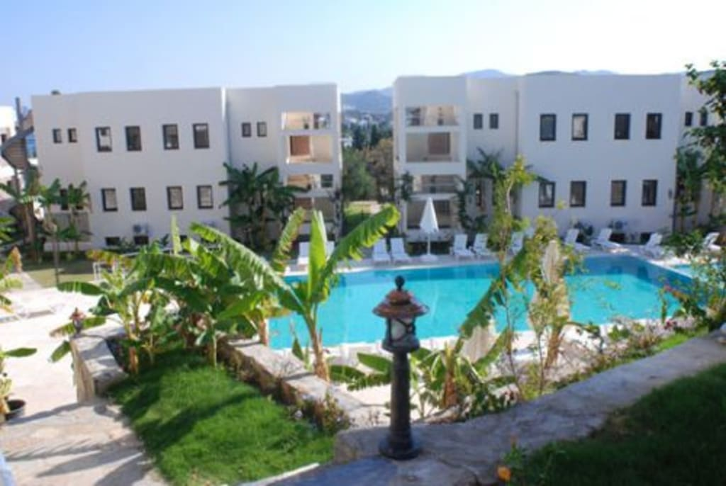 STUNNING BODRUM APARTMENTS – 2 bed