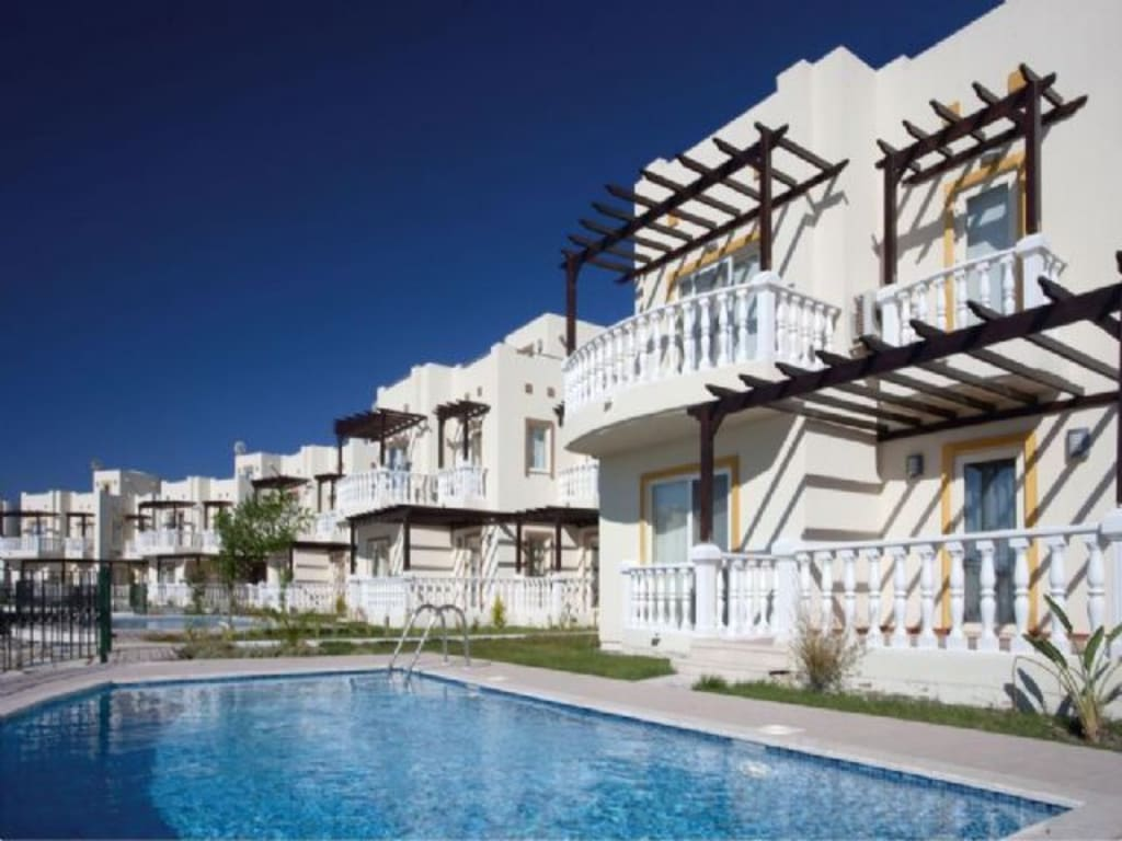 GOLF COMPLEX IN BODRUM – 3 BED VILLA