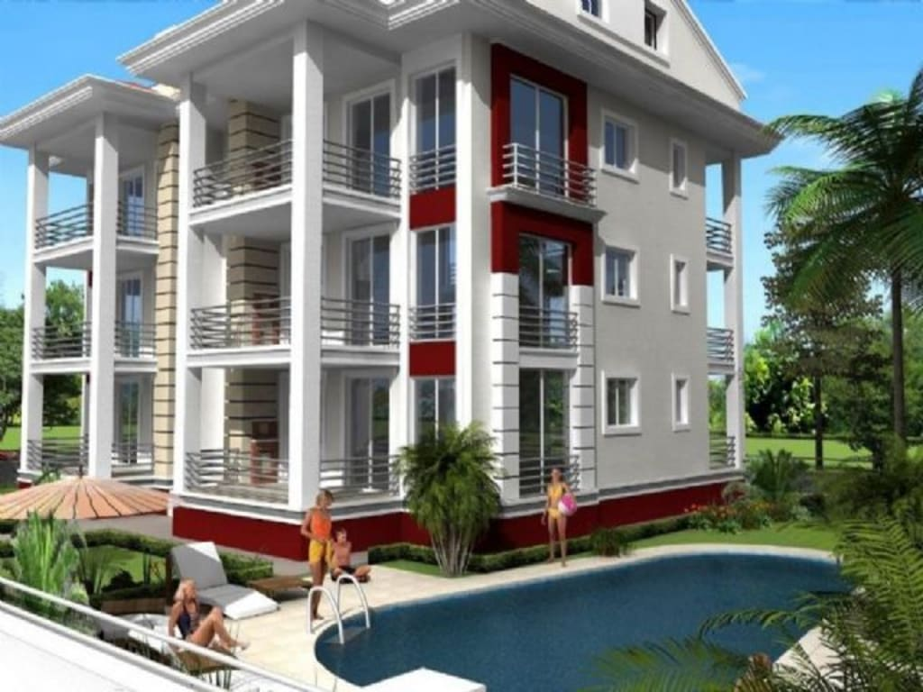 GREAT APARTMENTS IN FETHIYE-TASYAKA – 4 bed duplex