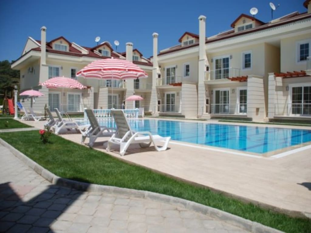 GREAT APARTMENTS IN CALIS-FETHIYE – 2 bed