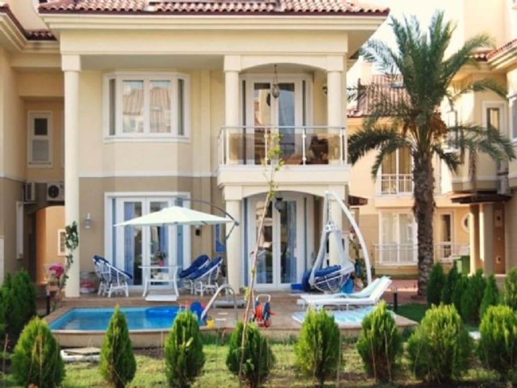SEA FRONT COMPLEX IN CALIS – 1 bed