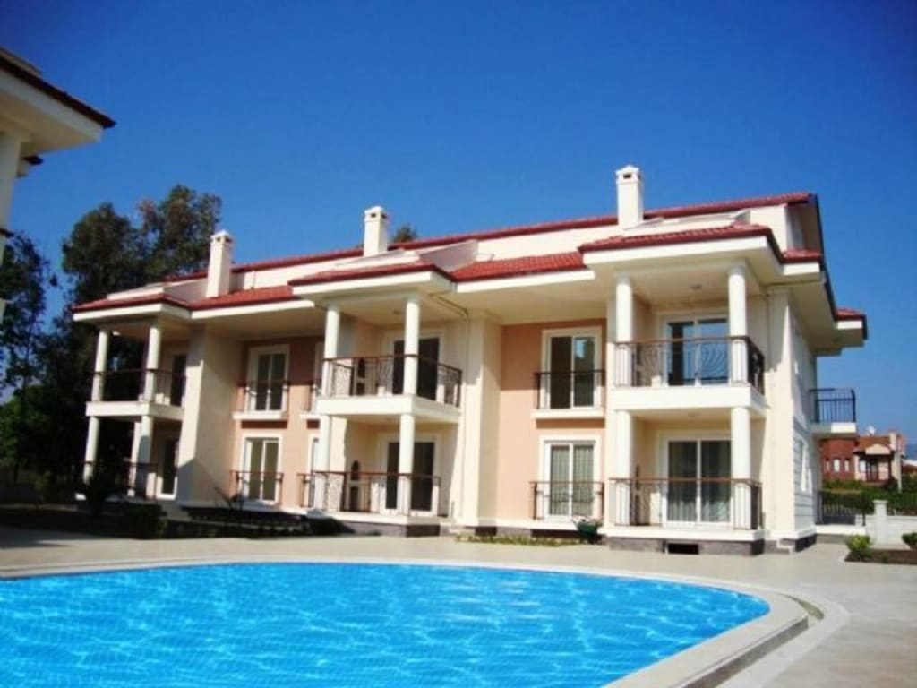 HOLIDAY APARTMENTS IN FETHIYE-CALIS – 3 BED
