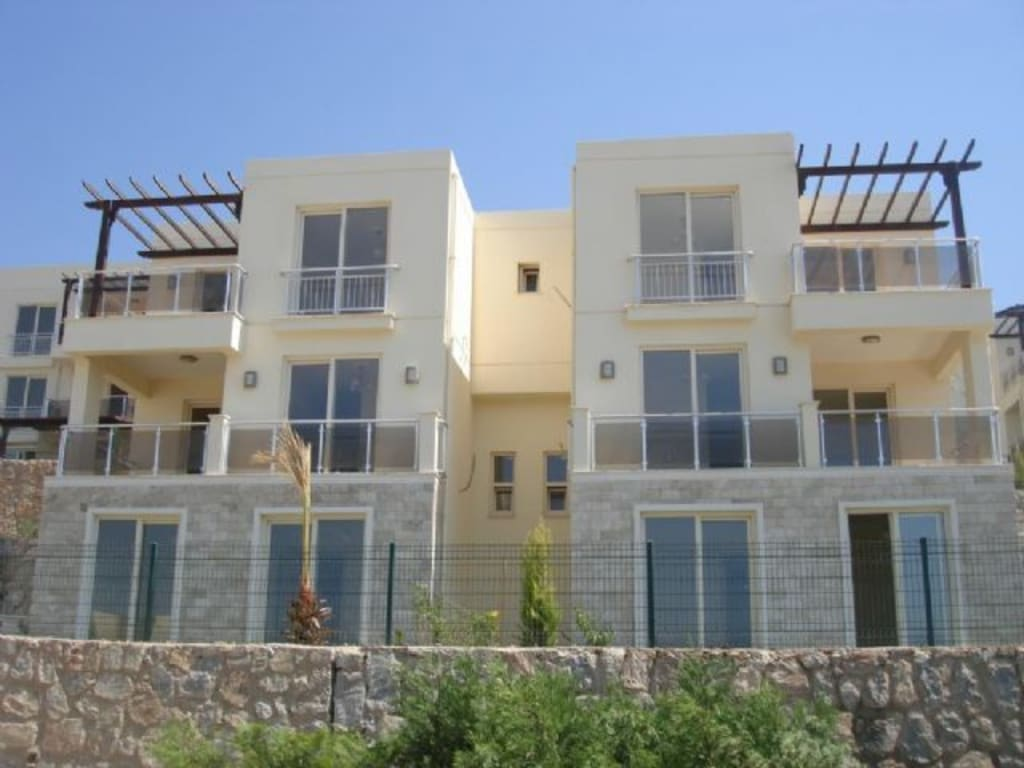 STUNNING APARTMENT COMPLEX IN BODRUM – TUZLA – 3 BED