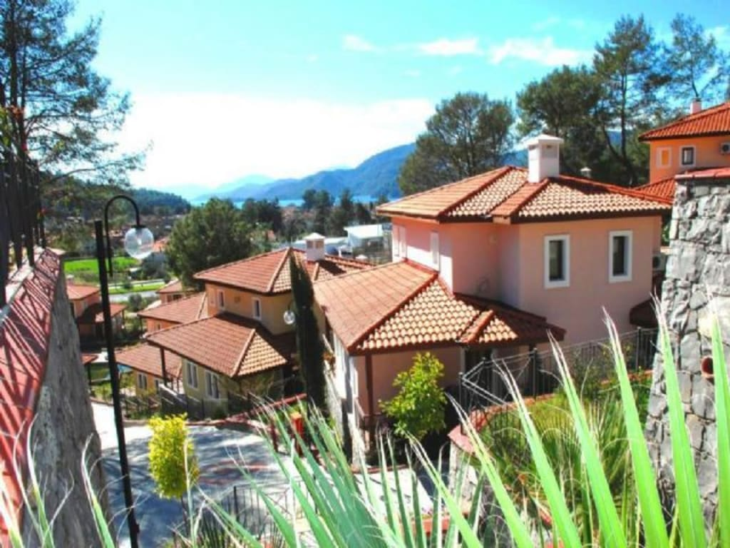 LUXURY DUPLEX APARTMENTS AND VILLAS IN GOCEK – 3 bed villa