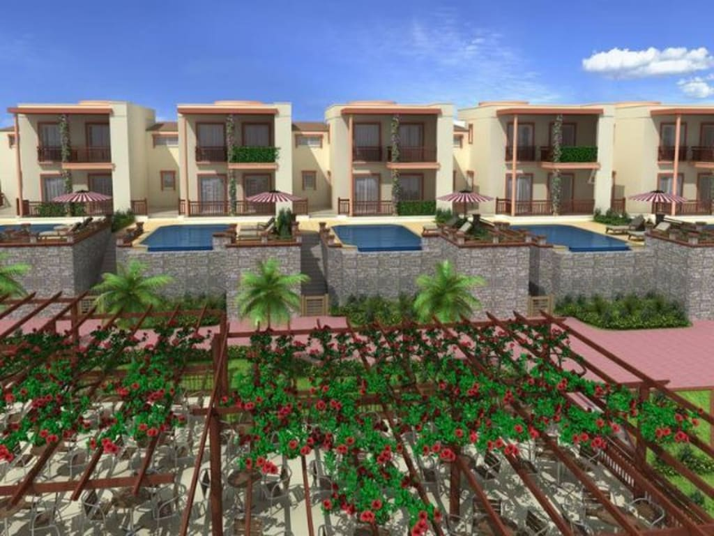 KUSADASI GOLF APARTMENTS AND VILLAS – 4 bed
