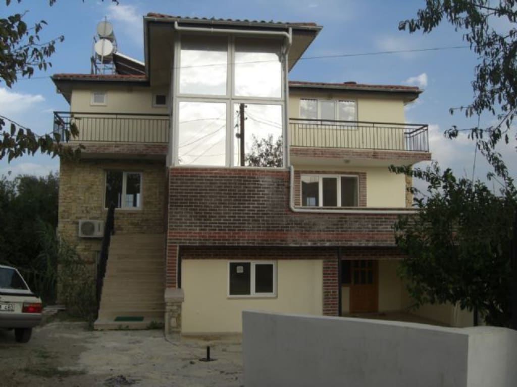 LUXURY VILLA IN MANAVGAT