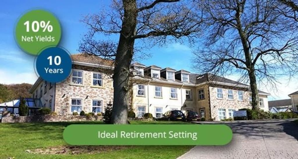 Established Care Home Investment offering Guaranteed Returns – Minimum 10% pa – Monthly Income