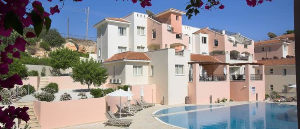 Built 2 Bedroom Apartments Near Paphos Cyprus