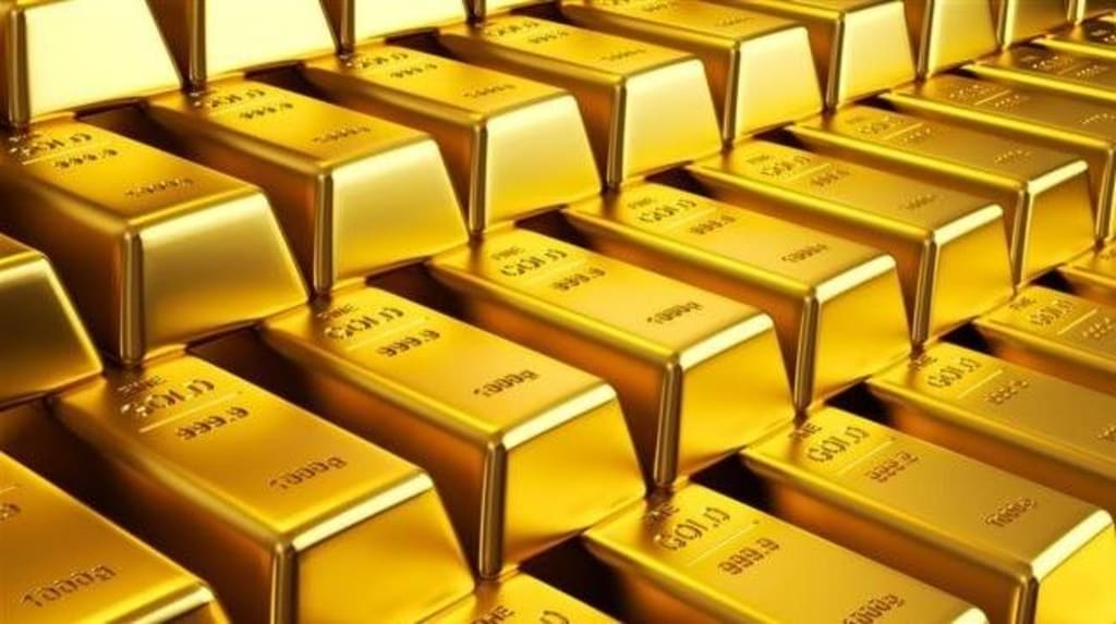Gold Trading Platform offering Fixed Returns of 24% per annum