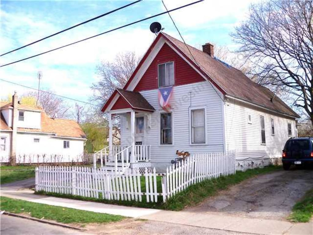 $24,900  Bargain Rochester buy to let with 18.2% net yield