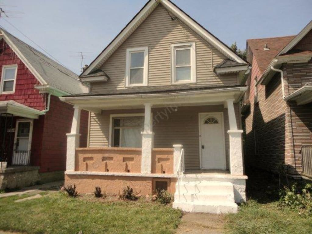 $27,500  Tenanted Niagara Falls home with 19.37% net yield
