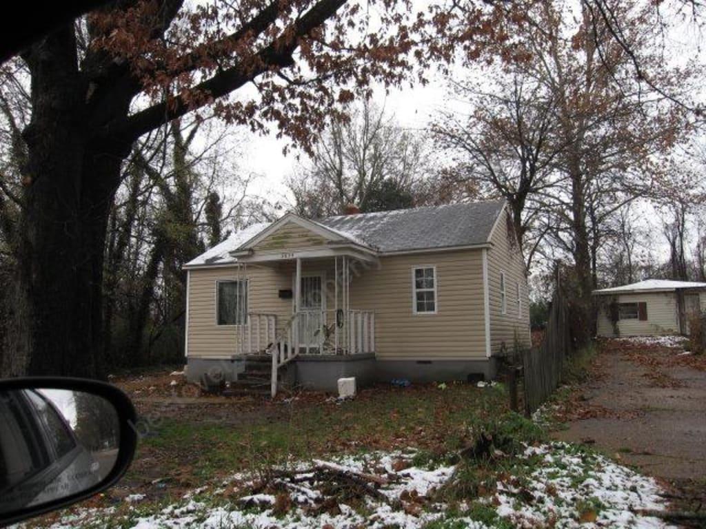 $29,900   Tenanted Memphis home producing 14.19% net yield
