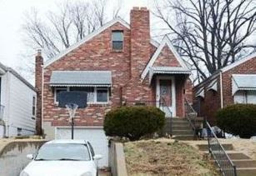 $30,000  Tenanted St Louis home producing 19.68% net yield
