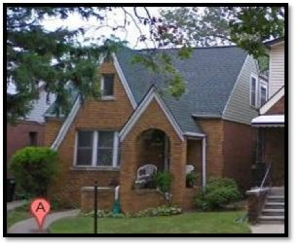 $34,000  Detroit MFH with 21.53% net yield