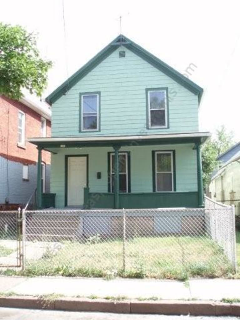 $34,500  Tenanted Niagara Falls buy to let duplex with 20.6% net yield