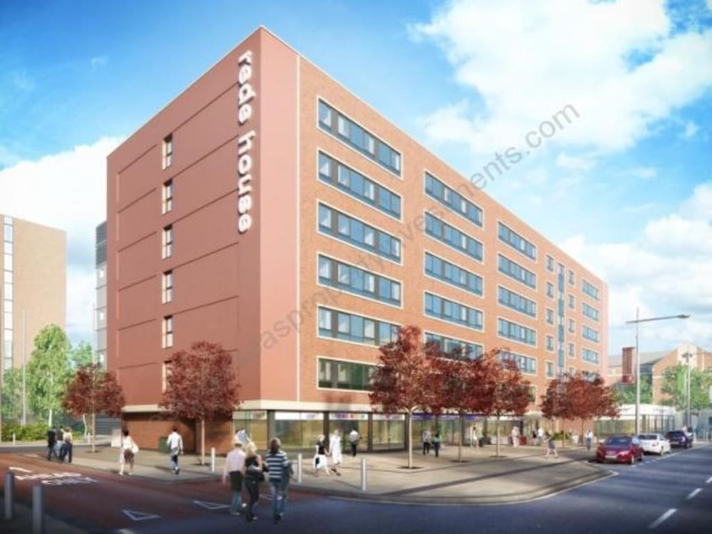£35,995  Middlesbrough Student Accommodation. 9.5% net yield