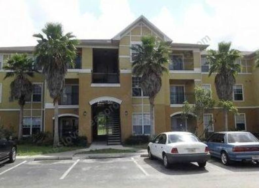 $62,000  ORLANDO.  Bargain 2 bed condo generating 6.98% genuine net yield