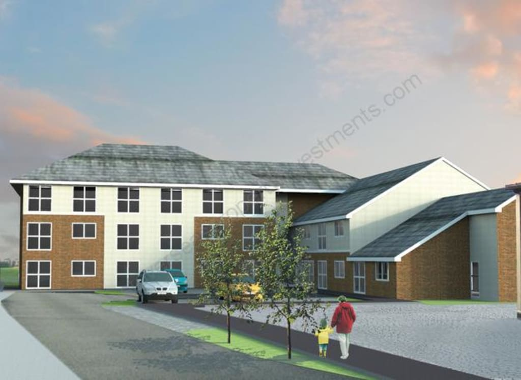 £64,495 UK Care Home Investment. 10% guaranteed for 10 years