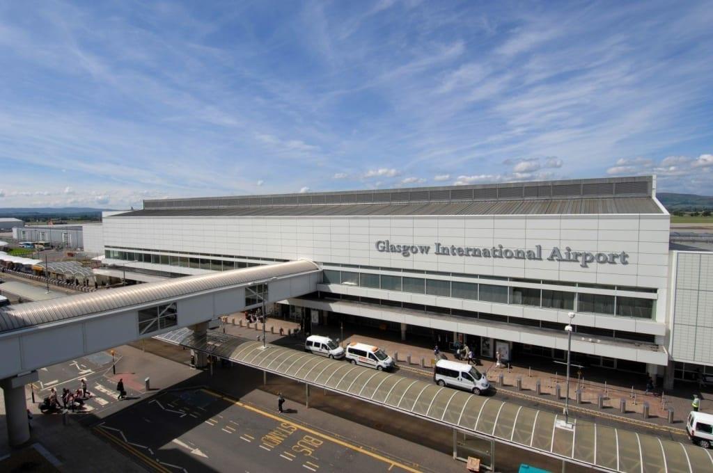 Airport Carpark Investment Glasgow offering 22% per annum