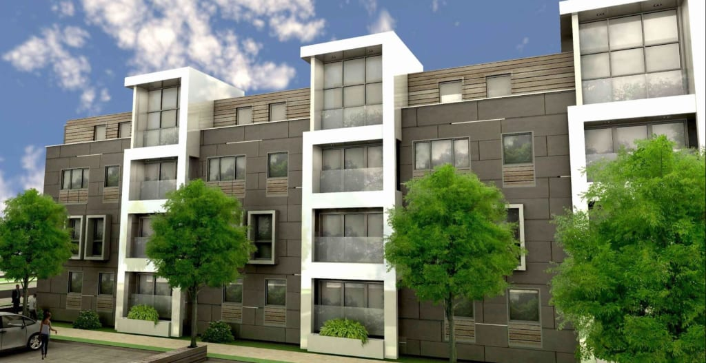 Brand NOW: 1 & 2 bed apartments – 100% FUNDED
