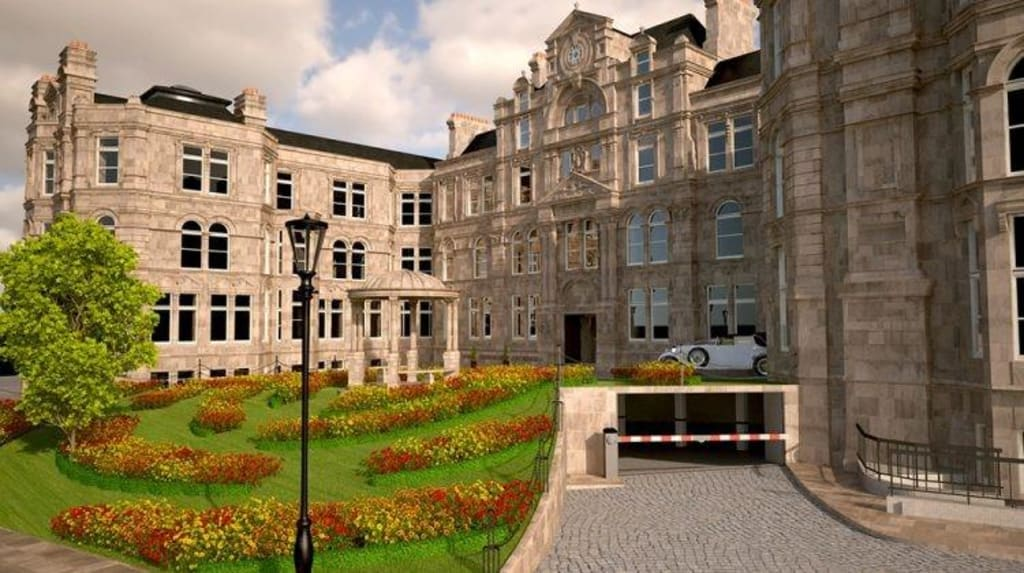Cardiff, Wales Iconic hotel investment 8% assured for 3 years and developer buy back