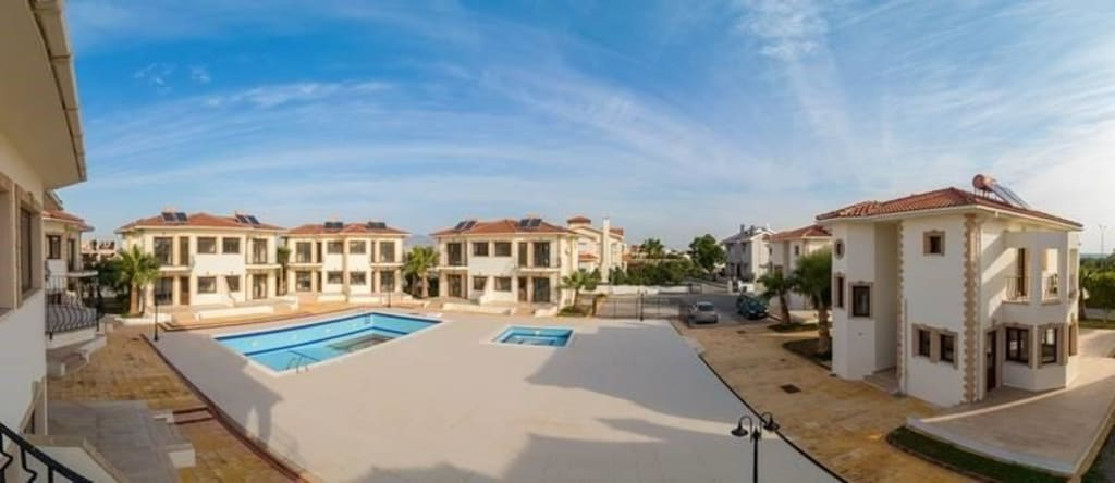 Complete Holiday Village – 16 Villas Opposite Beach – 20% Yield – £1.8m