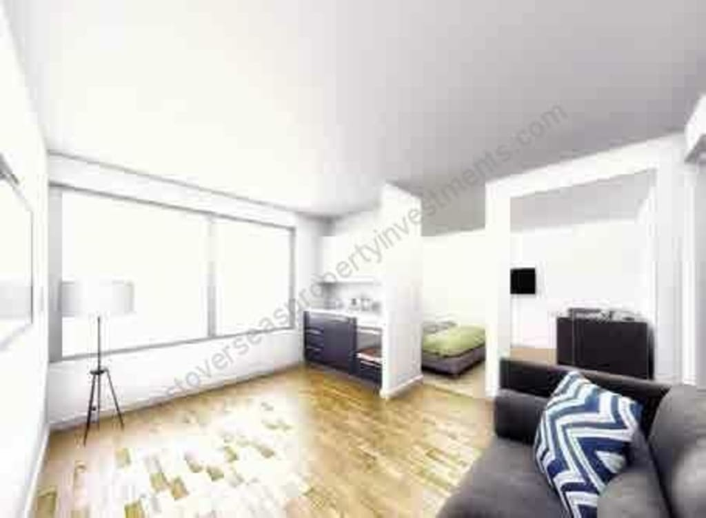 from 85,000 GBP. MANCHESTER. Buy to let. 7% net guaranteed yield