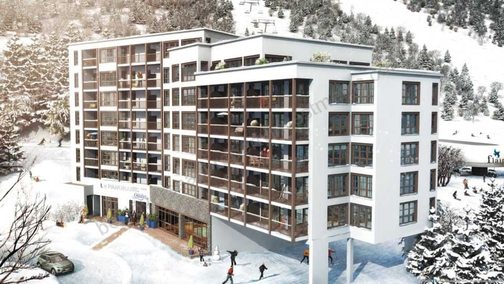 From €166,214 to €299,000.  FLAINE – Ski-in ski-out apartments