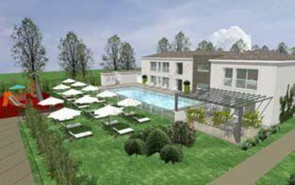 From 354,000 Euro  Luxury resort with 80% mortgages