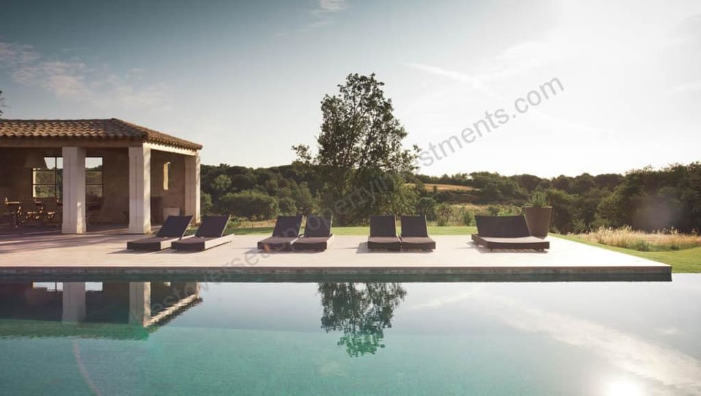 From €225,000 to €570,000. Languedoc leaseback with flexible own usage.