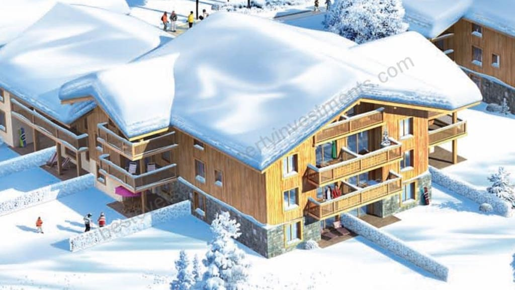 From €250,000 to €335,000. Samoens – Center – New apartments