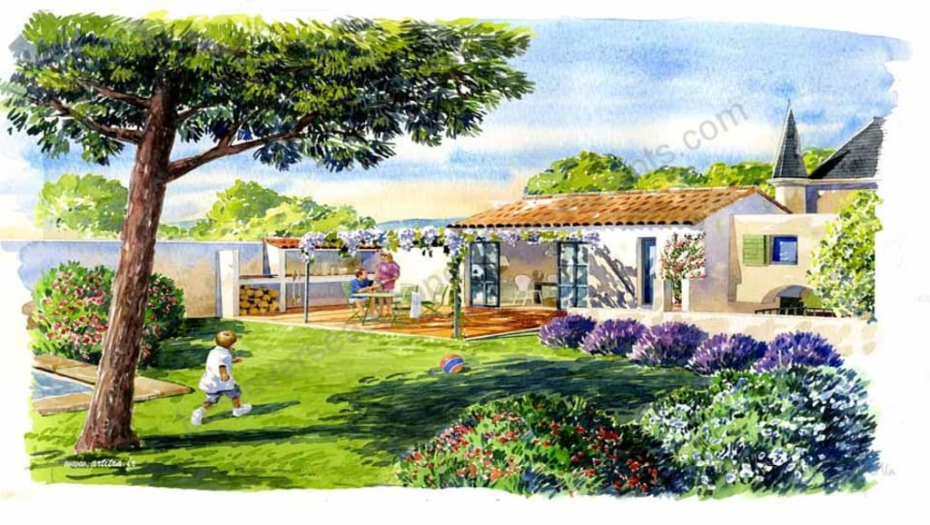 From €260,000 to €405,000. Languedoc Roussillon Leaseback opportunity.
