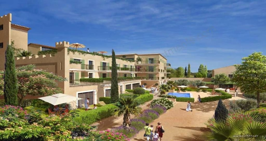 From €294,000. Pézenas – Les Templiers. Leaseback investment. Up to 6 months own use.