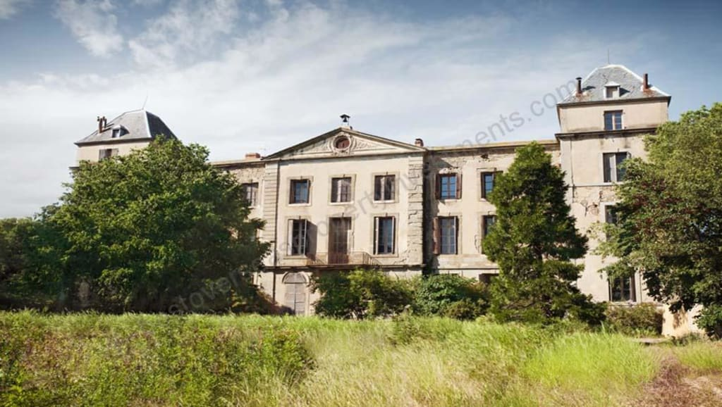 From € 188.000 to €397,000.  La Redorte – Le Château de la Redorte